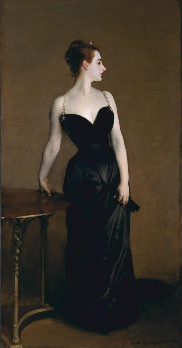 Madame X, de John Singer Sargent