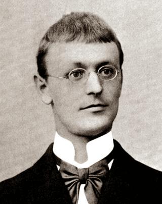 Hermann Hesse, aos 20 anos
