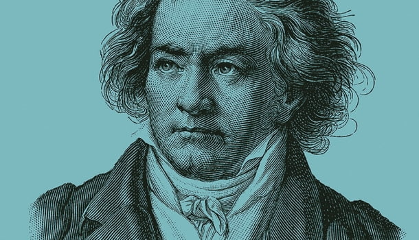 A obra completa de Beethoven para download