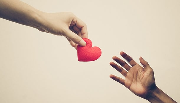 O amor não precisa ser perfeito, precisa ser possível