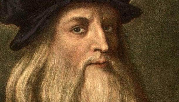 Biblioteca disponibiliza para consulta online os cadernos secretos de Leonardo da Vinci