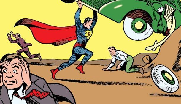 Mais 15 mil histórias da Era de Ouro dos quadrinhos para download gratuito
