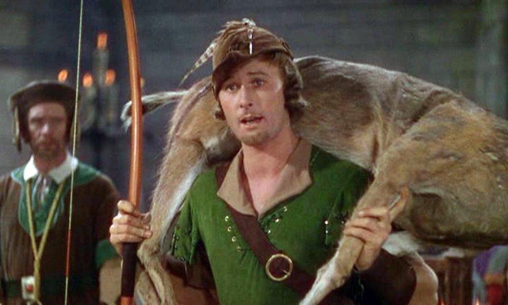 As Aventuras de Robin Hood (1938)