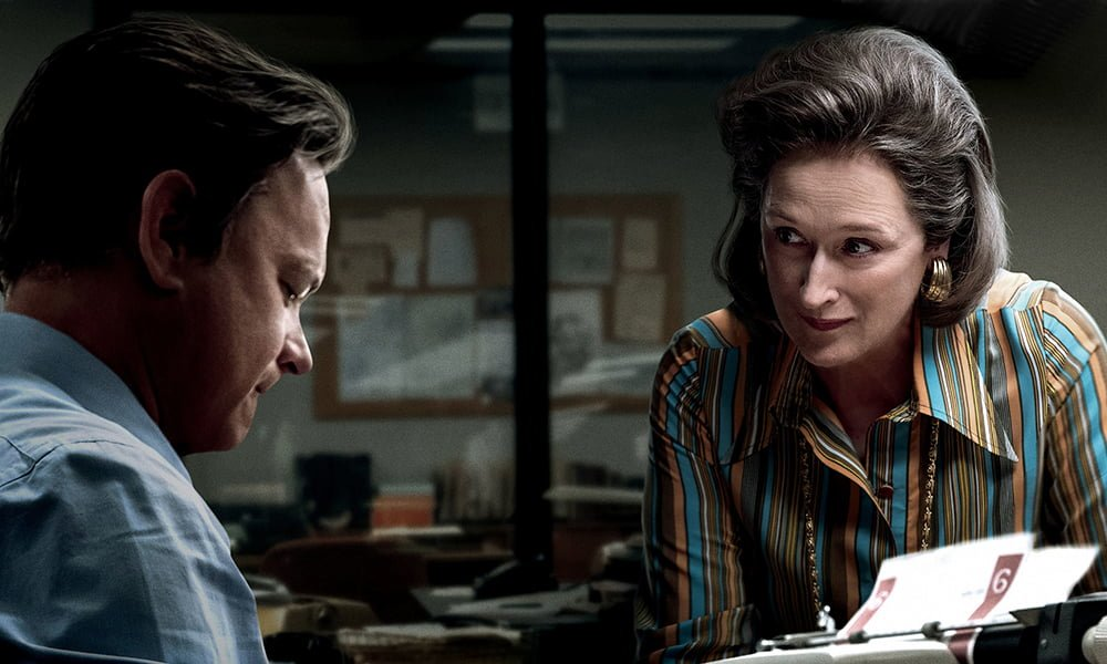 The Post - A Guerra Secreta, Steven Spielberg