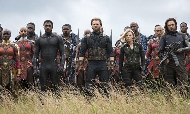 Vingadores: Guerra Infinita, Anthony Russo e Joe Russo