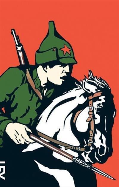 O Exército de Cavalaria (1926), Isaac Bábel