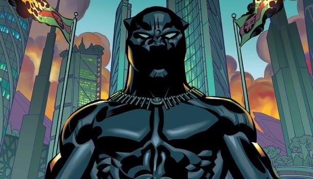Marvel disponibiliza a série animada Pantera Negra para assistir de graça
