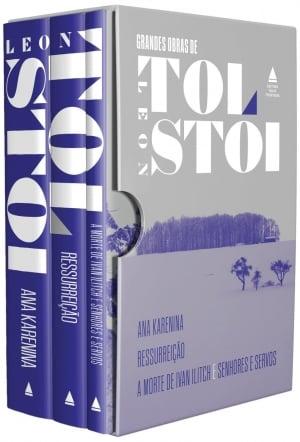 Grandes obras de Tolstói