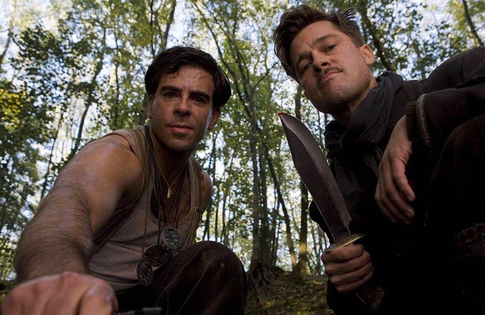Bastardos Inglórios (2009), Quentin Tarantino, Eli Roth