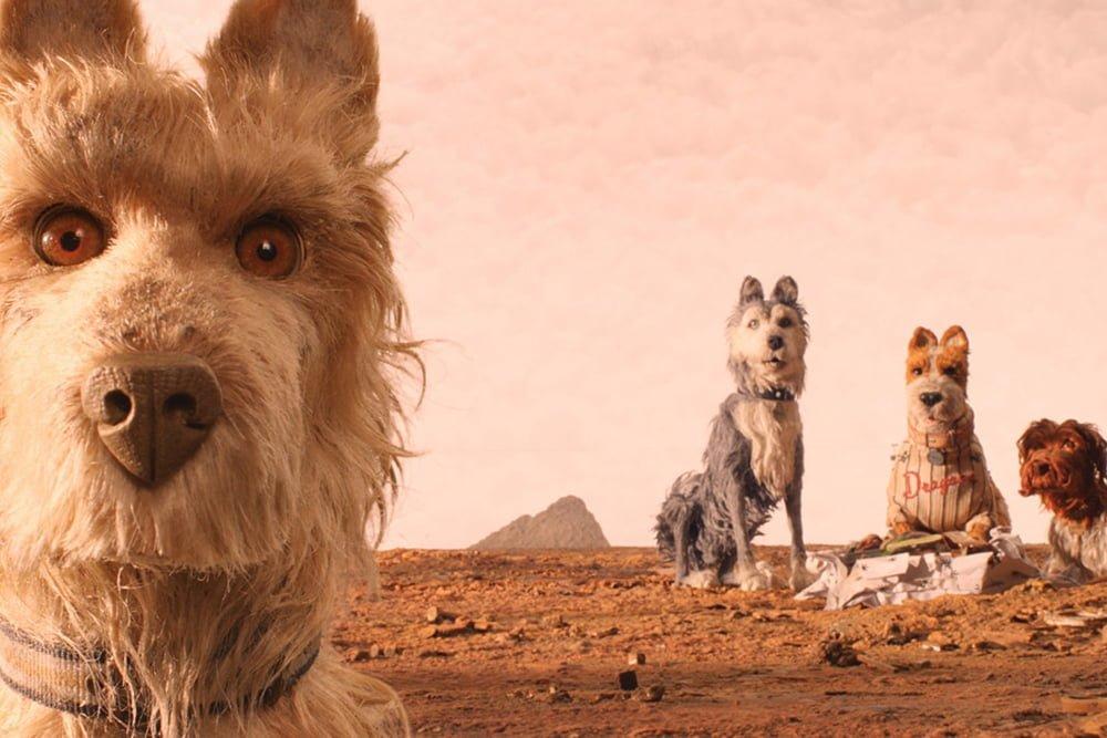 Ilha dos Cachorros, Wes Anderson