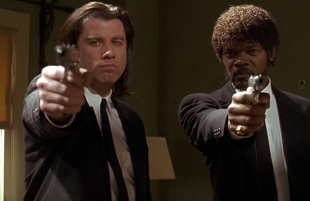 Pulp Fiction: Tempo de Violência (1994)