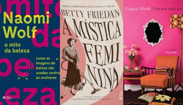 10 livros feministas essenciais