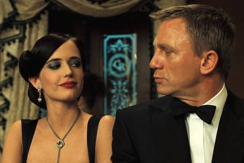 007: Cassino Royale (2006), Martin Campbell