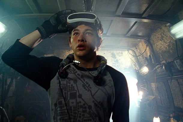 Jogador Número 1, Steven Spielberg