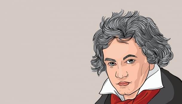 Toda a obra de Beethoven em ordem cronológica