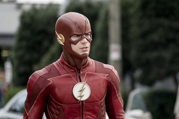 The Flash (2014), Greg Berlanti e Andrew Kreisberg