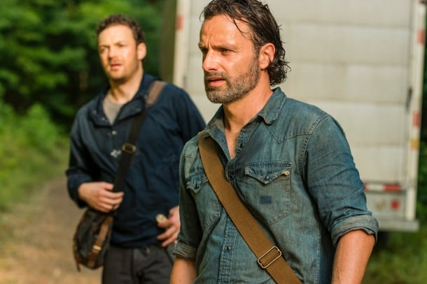 1 — The Walking Dead (2010), Frank Darabont, Glen Mazzara, Scott M. Gimple