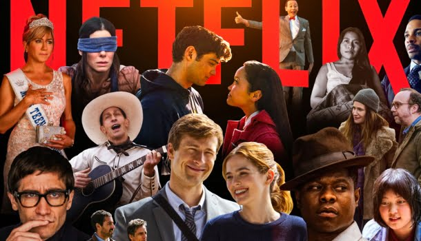 Todos os filmes originais Netflix, classificados do pior ao melhor