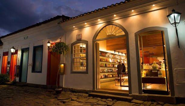 As 10 livrarias mais bonitas do Brasil