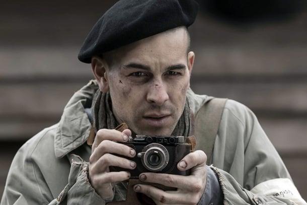 O Fotógrafo de Mauthausen (2018), Mar Targarona