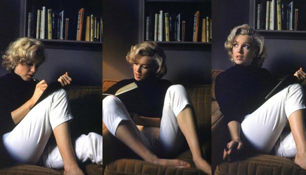 Desafio a biblioteca de Marilyn Monroe: você leu no máximo cinco desses 100 livros