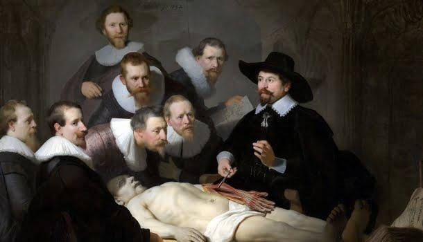 Toda a obra de Rembrandt em alta resolução para download gratuito