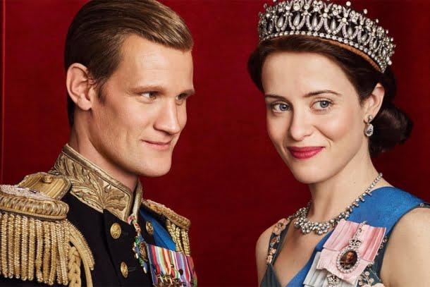 1 — The Crown (2016), Peter Morgan e Stephen Daldry