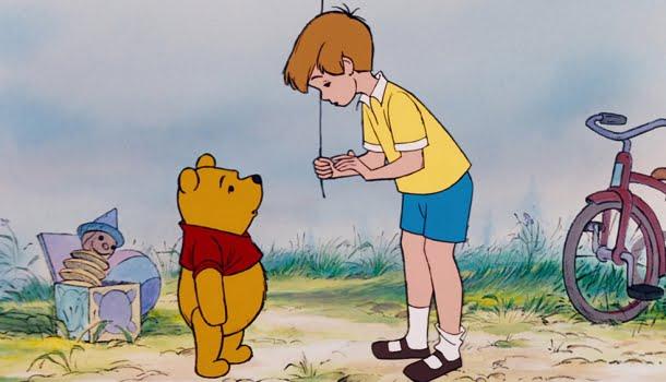 Não engordei. A porta é que emagreceu: 15 lições do Ursinho Pooh