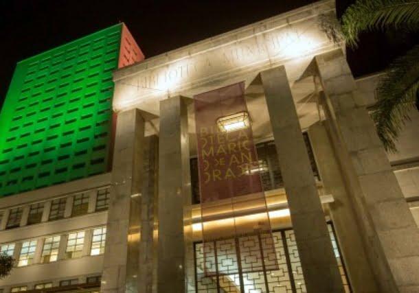 Biblioteca Mário de Andrade, São Paulo