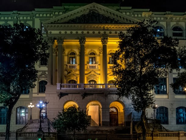 Biblioteca Nacional do Rio de Janeiro, Rio de Janeiro