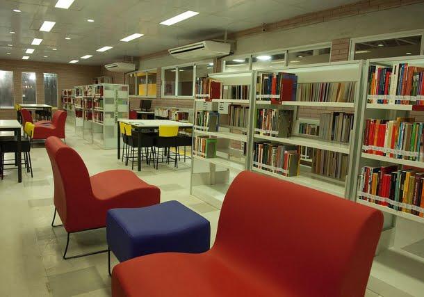 Biblioteca Parque de Manguinhos, Rio de Janeiro