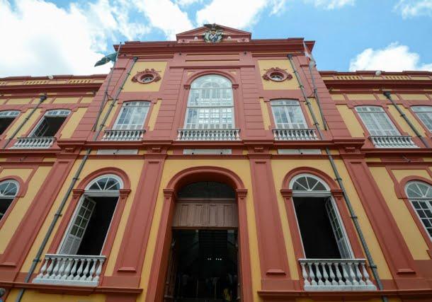 Biblioteca Pública Estadual do Amazonas, Manaus