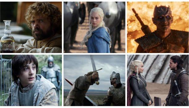 Todos os episódios de Game of Thrones classificados do pior ao melhor