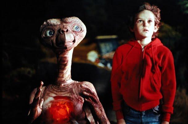 E.T. — O Extraterrestre (1982), Steven Spielberg
