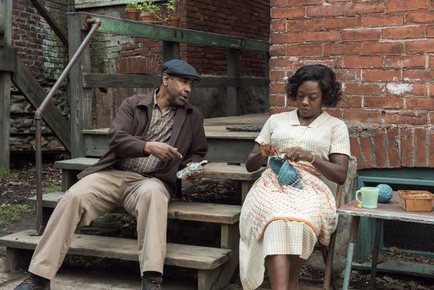 Um Limite Entre Nós (2017), Denzel Washington
