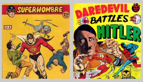 Era de Ouro e Prata das HQs: Mais de 35 mil revistas em quadrinhos para download gratuito