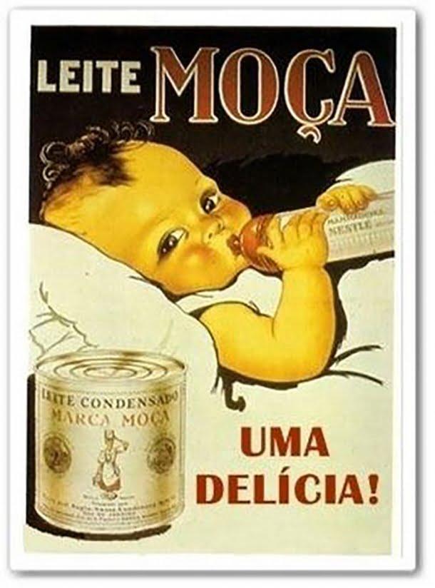 Leite Moça indicado para alimentação infantil