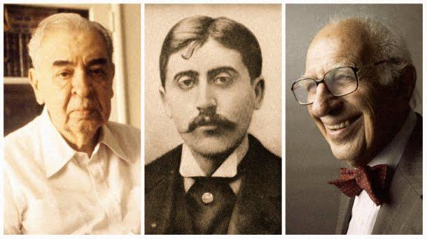 Proust, Pedro Nava e Eric Kandel