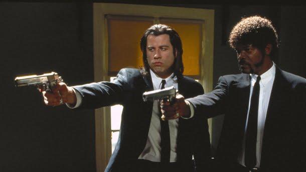 Pulp Fiction — Tempo de violência (1994), Quentin Tarantino