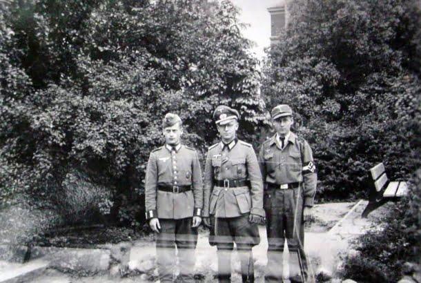 Os Soldados Brasileiros de Hitler).