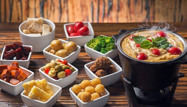 Site mapeia os pratos e ingredientes típicos de vários lugares do mundo