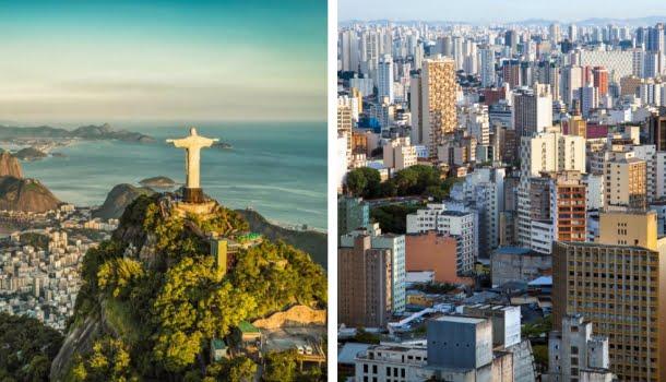 Não há como negar: o amor não existe em SP, mas transborda no Rio