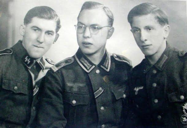 soldados brasileiros de Hitler