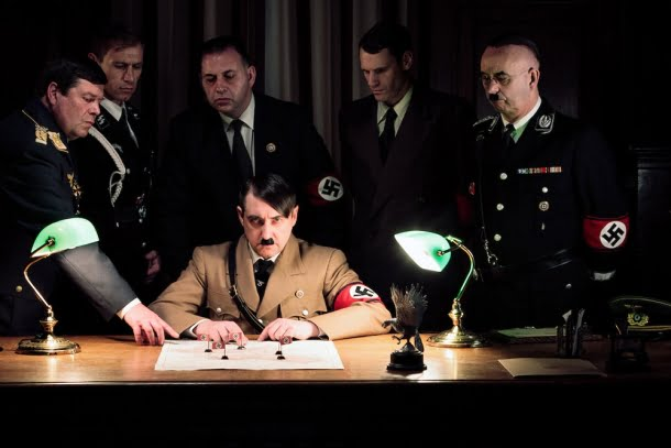 Hitler's Circle of Evil (2018), Simon Deeley, Matthew Hinchcliffe e outros