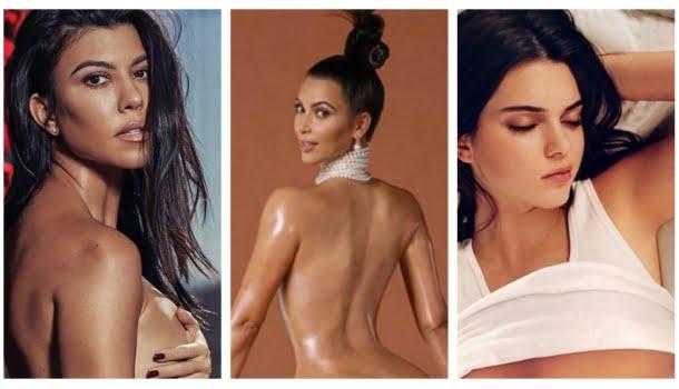 30 vezes em que as Kardashians mostraram demais no Instagram