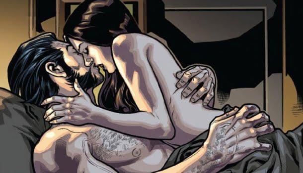 Marvel e DC: as 11 cenas mais sensuais das histórias em quadrinhos