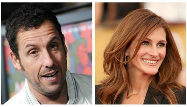 De Adam Sandler a Julia Roberts: 10 celebridades que se casaram com fãs