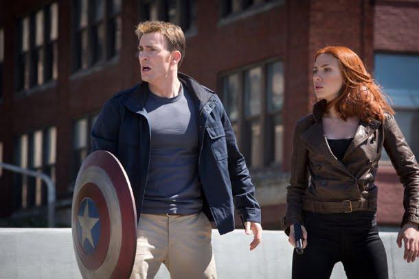 Capitão América: O Soldado Invernal (2014), Joe e Anthony Russo