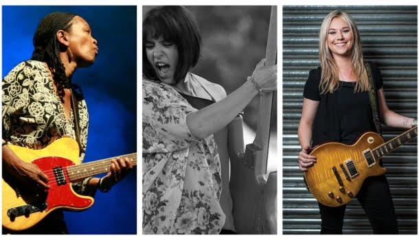 Mulheres do Blues: 50 grandes nomes do Blues atual
