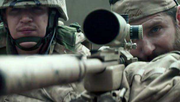 Sniper Americano (2014), Clint Eastwood